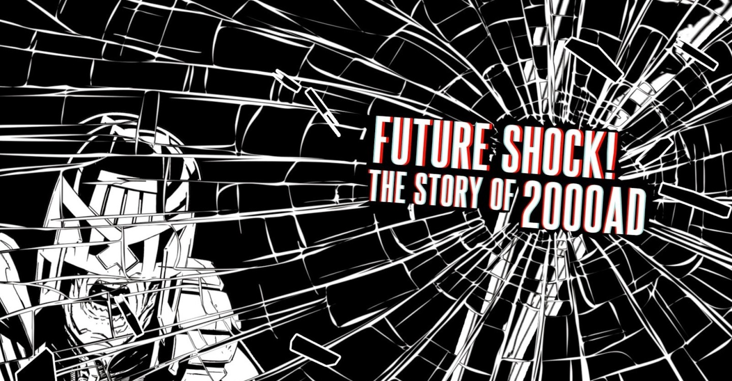 Image result for futureshock the story of 2000ad movie