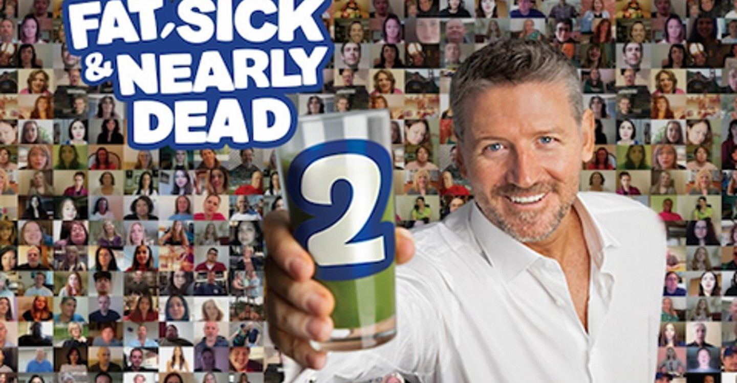 Fat, Sick & Nearly Dead 2 - watch streaming online