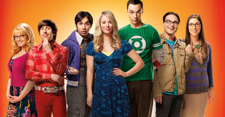 The Big Bang Theory backdrop 1