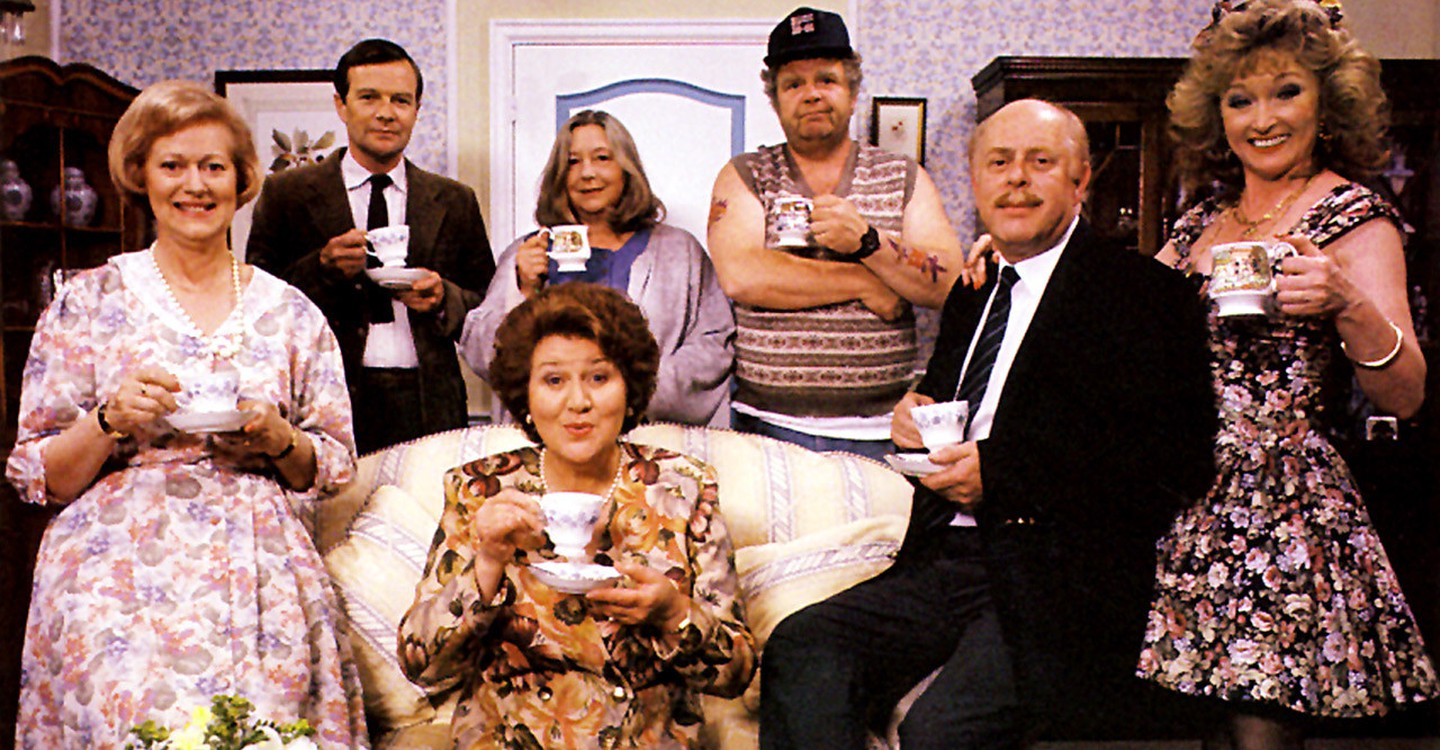 Keeping Up Appearances - streaming tv show online