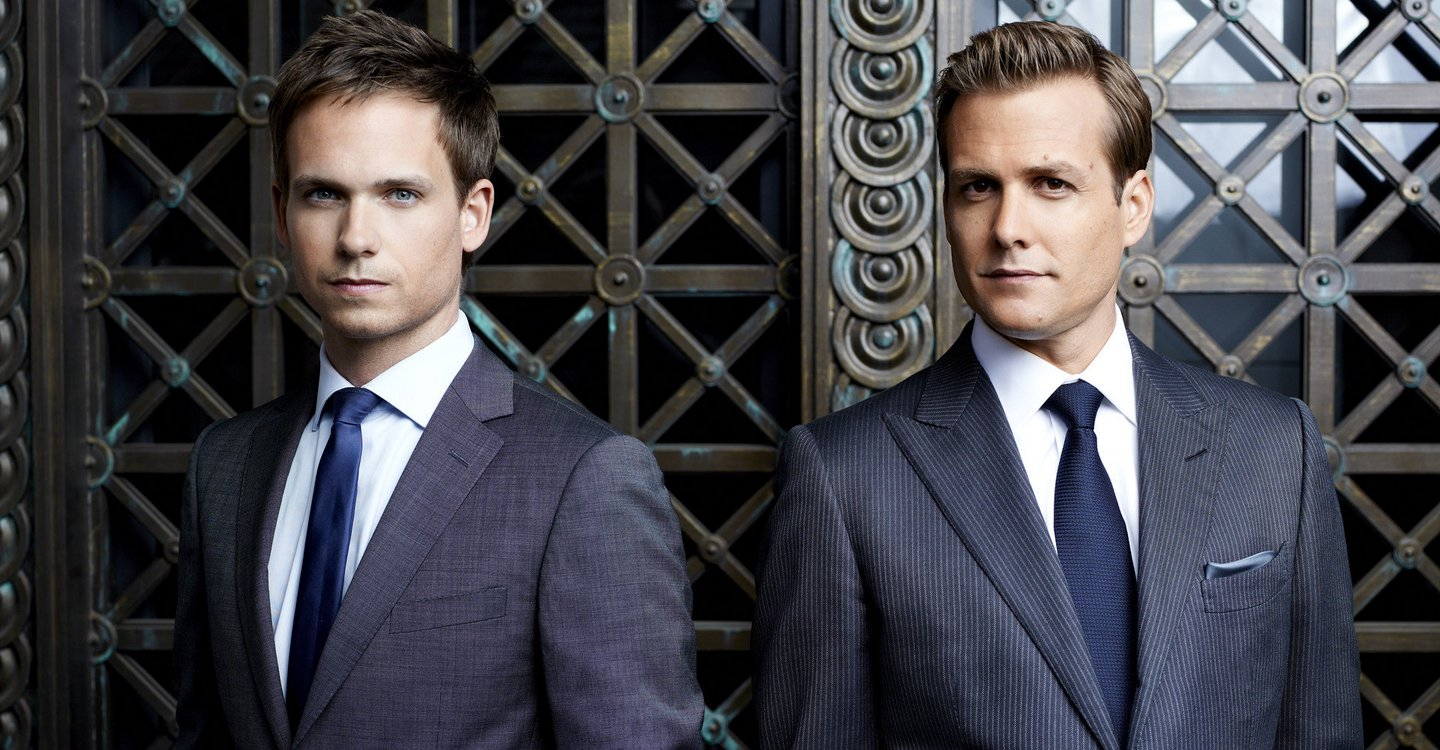 Suits. La ley de los audaces backdrop 1