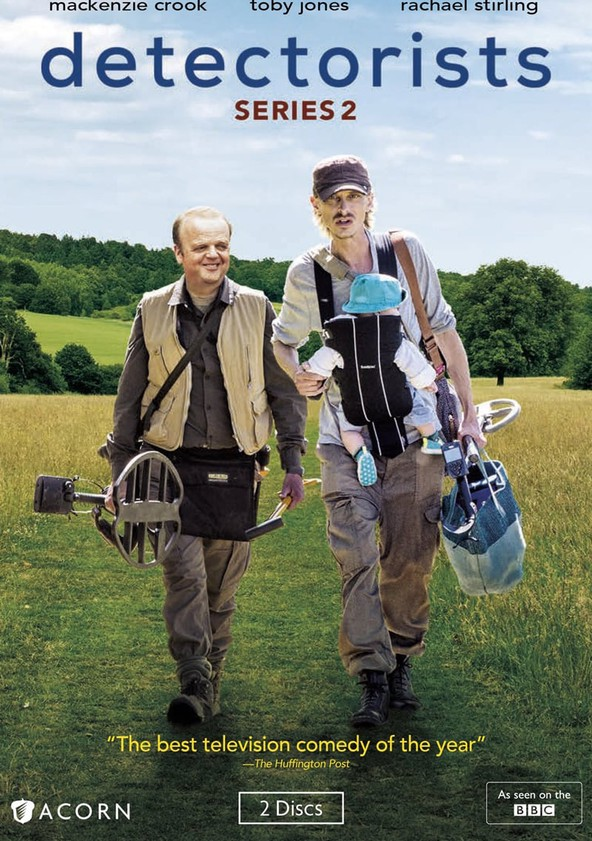 Detectorists Season 2 Watch Full Episodes Streaming Online