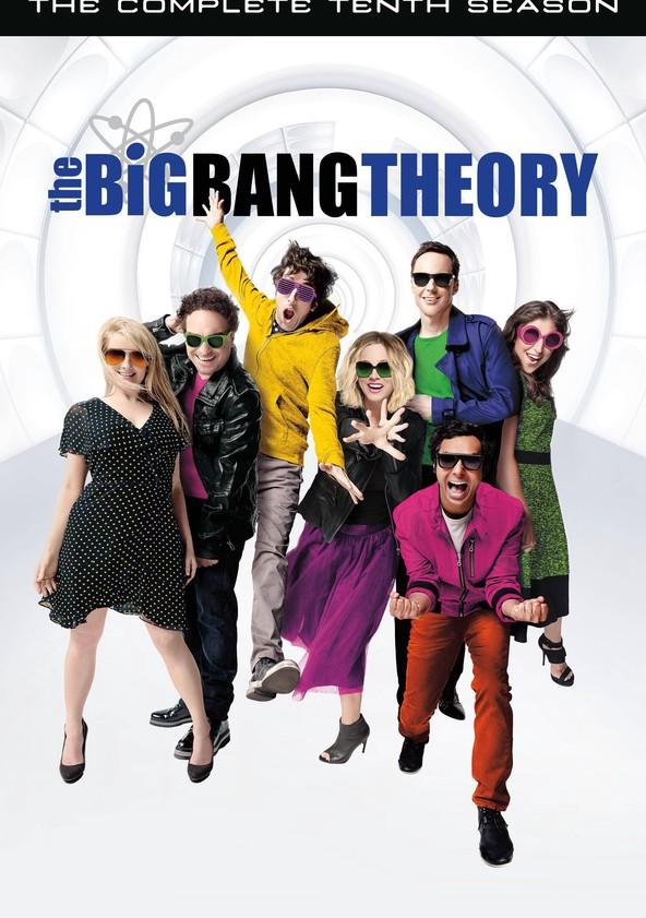 the big bang theory staffel 10 stream