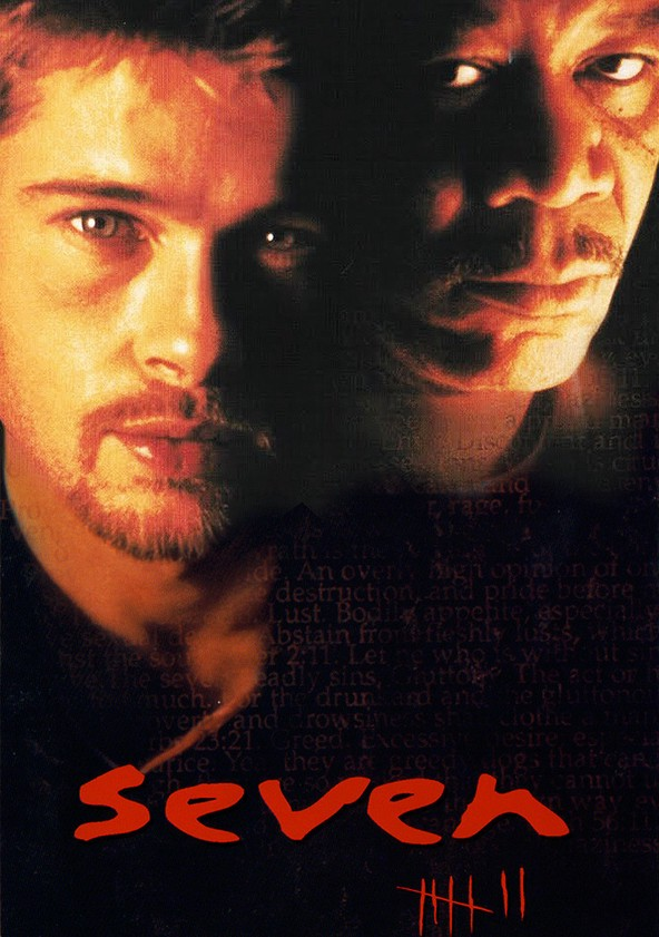 se7en movie where to watch streaming online