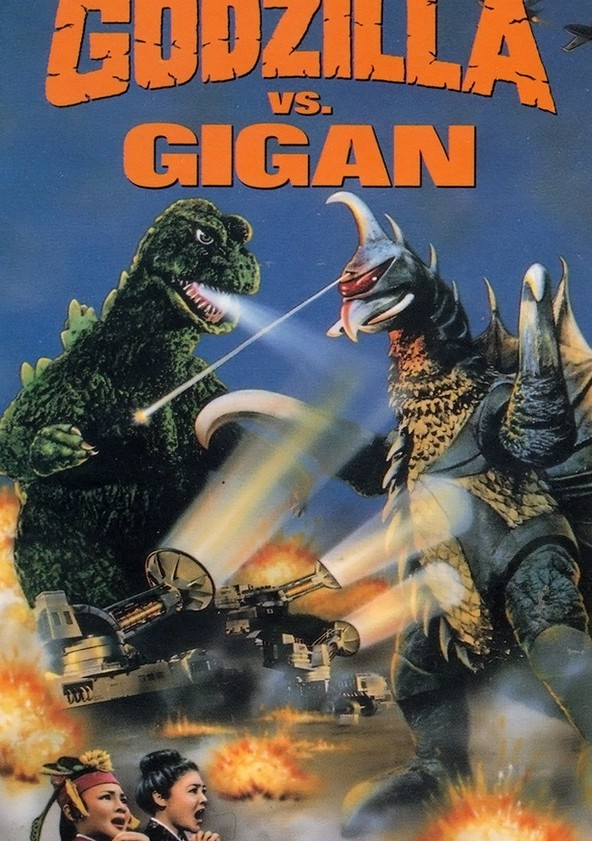 Godzilla Vs Gigan Movie Watch Streaming Online
