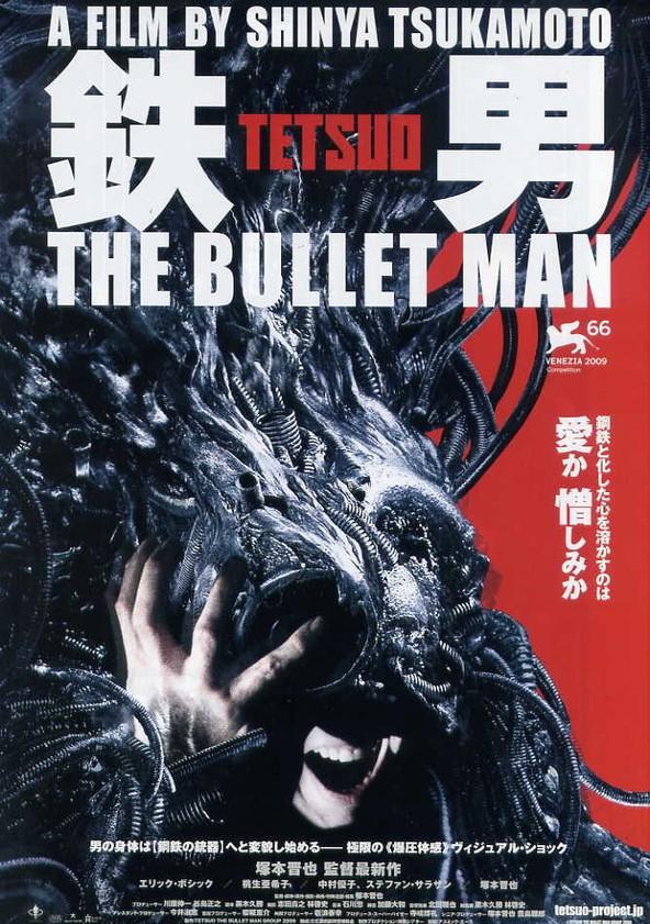 tetsuo the bullet man film regarder en streaming. Black Bedroom Furniture Sets. Home Design Ideas