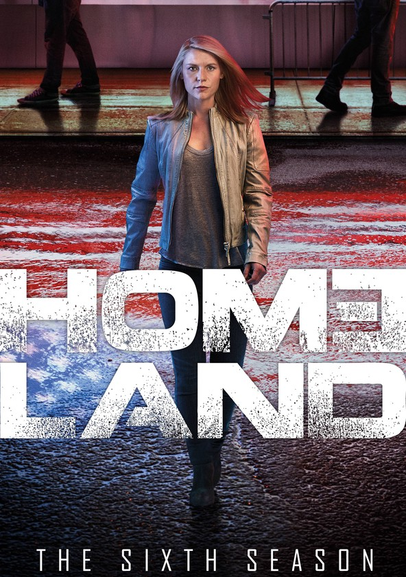 Image result for homeland season six