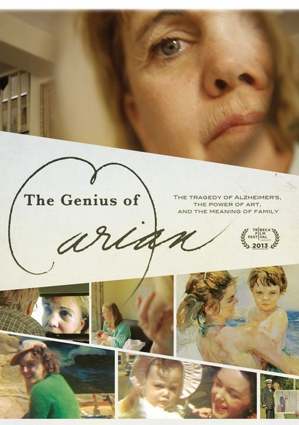 The Genius of Marian poster