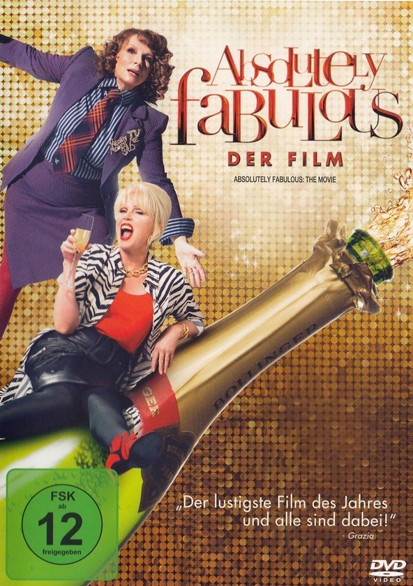 Absolutely Fabulous Movie Stream