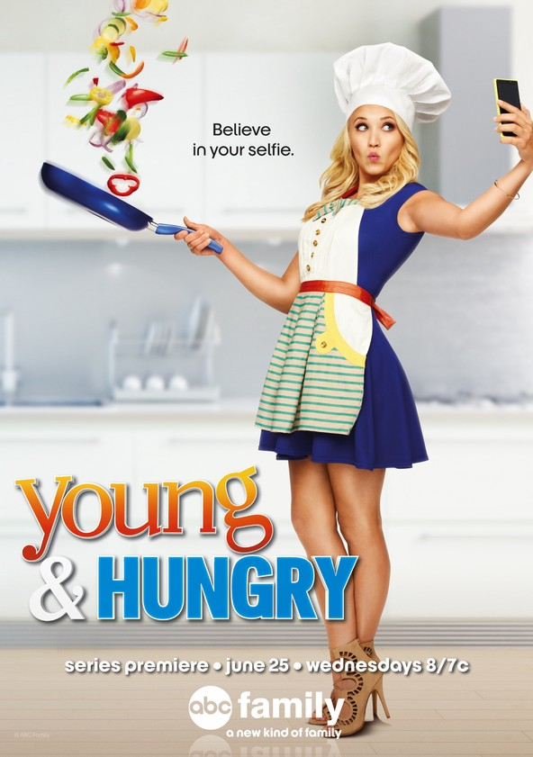 Young & Hungry Saison 2 VOSTFR