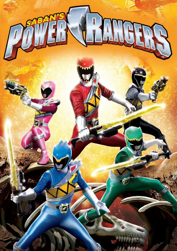 Power Rangers Stream