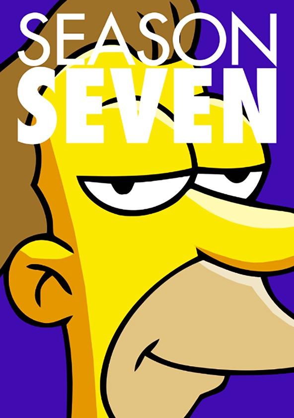 Симпсоны 7 сезон