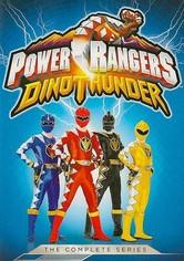 Power Rangers Temporada 12: Dino Trueno