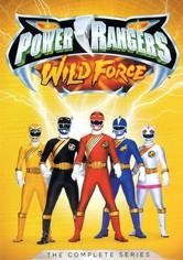 Power Rangers Temporada 10: Fuerza Salvaje