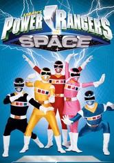 Power Rangers Temporada 6: En el Espacio
