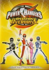Power Rangers Temporada 15: Operación Sobrecarga