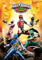 Power Rangers Temporada 22: Dino Charge