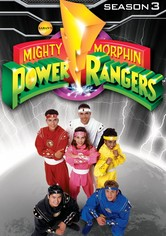 Power Rangers Season 3