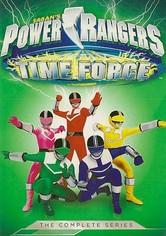 Power Rangers Temporada 9: Fuerza de Tiempo