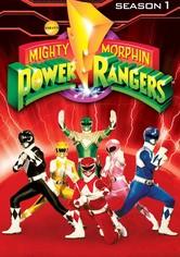 Power Rangers Season 1