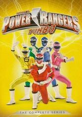 Power Rangers Temporada 5: Turbo
