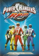 Power Rangers Temporada 17: RPM