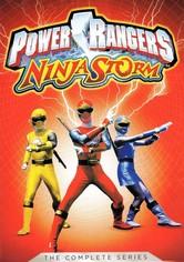 Power Rangers Temporada 11: Tormenta Ninja