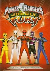 Power Rangers Temporada 16: Furia Animal