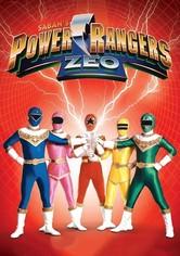 Power Rangers Temporada 4: Zeo
