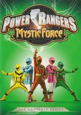 Power Rangers Temporada 14: Fuerza Mistica