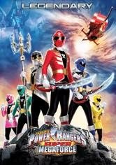 Power Rangers Temporada 21: Super Megaforce