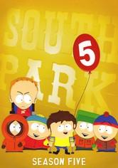 South Park Temporada 5
