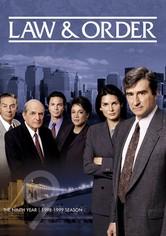 Law & Order Temporada 9