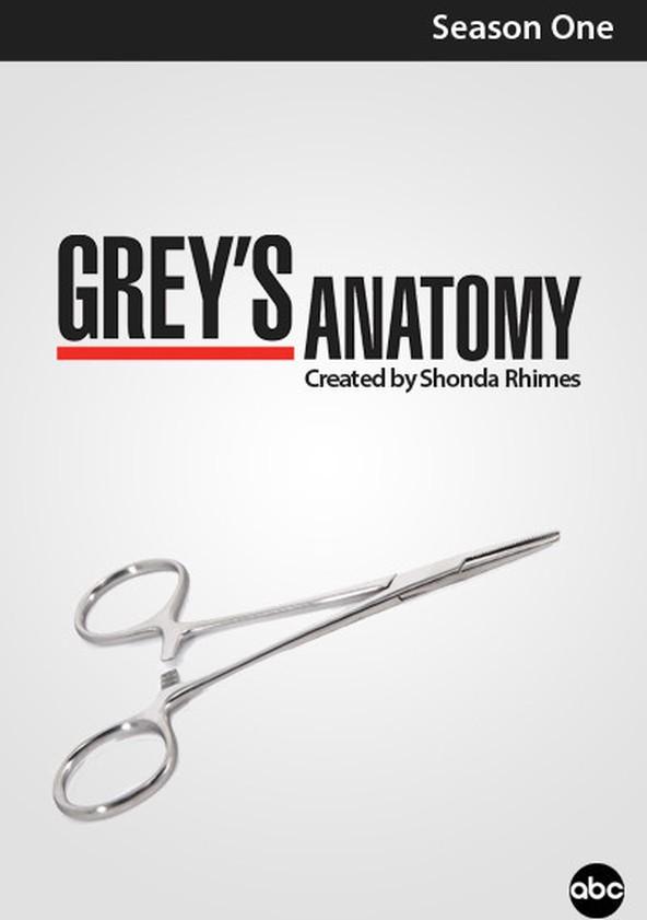 Grey anatomy watch