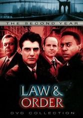 Law & Order Staffel 2