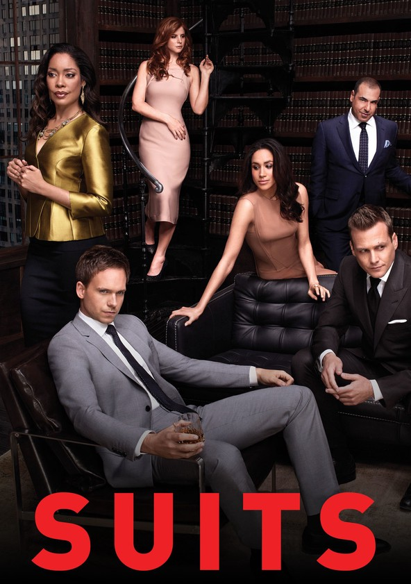 Suits - watch tv show stream online