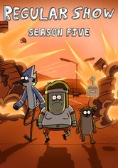 Regular Show in Space - Season 5 (TV Series 2009– )
