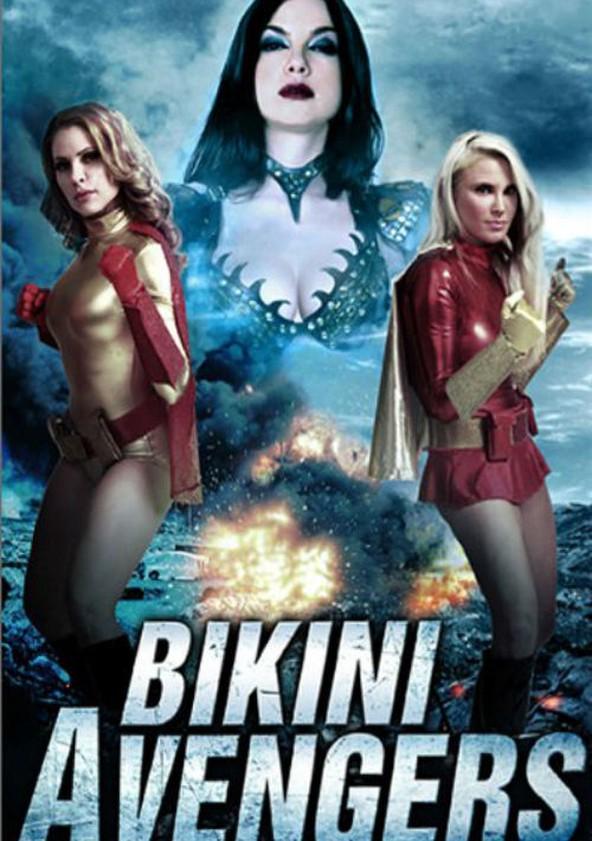 [18+] Bikini Avengers (Video 2015)