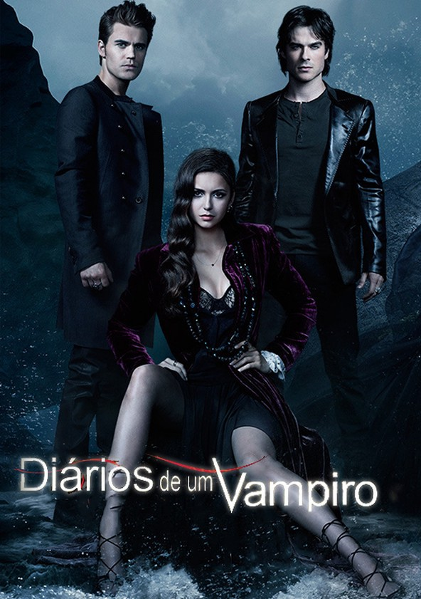 Di rios de um vampiro streaming s ries online for Diarios de espectaculos online
