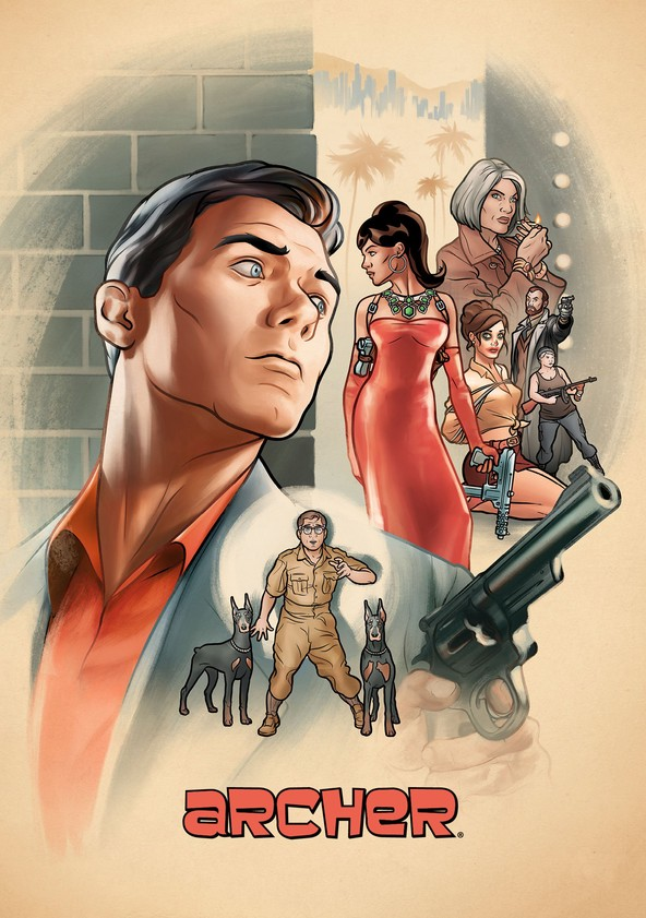archer online free streaming