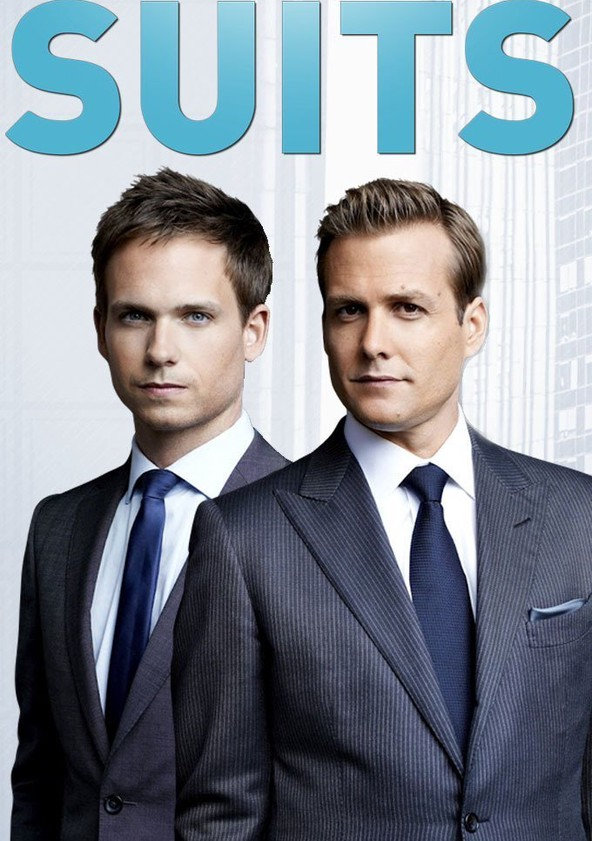 Suits. La ley de los audaces poster