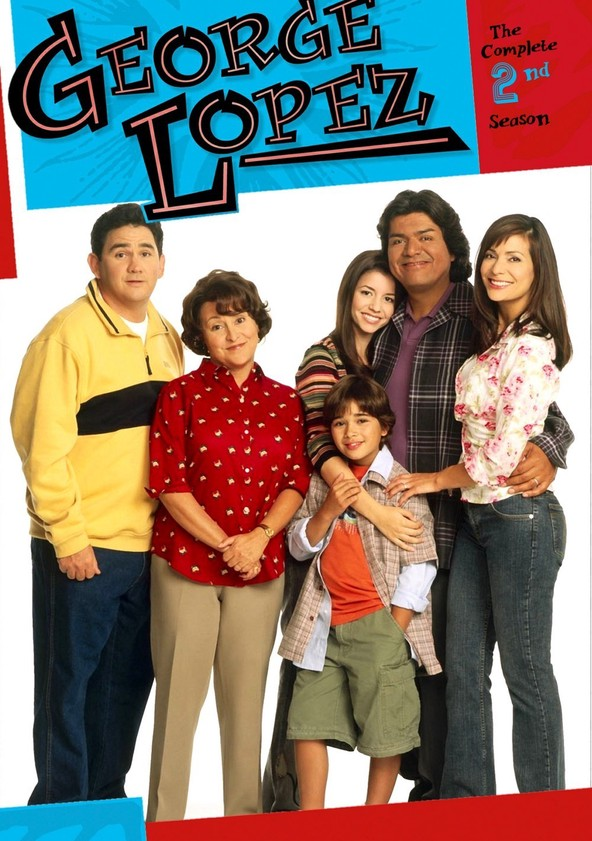 George Lopez - Season 2