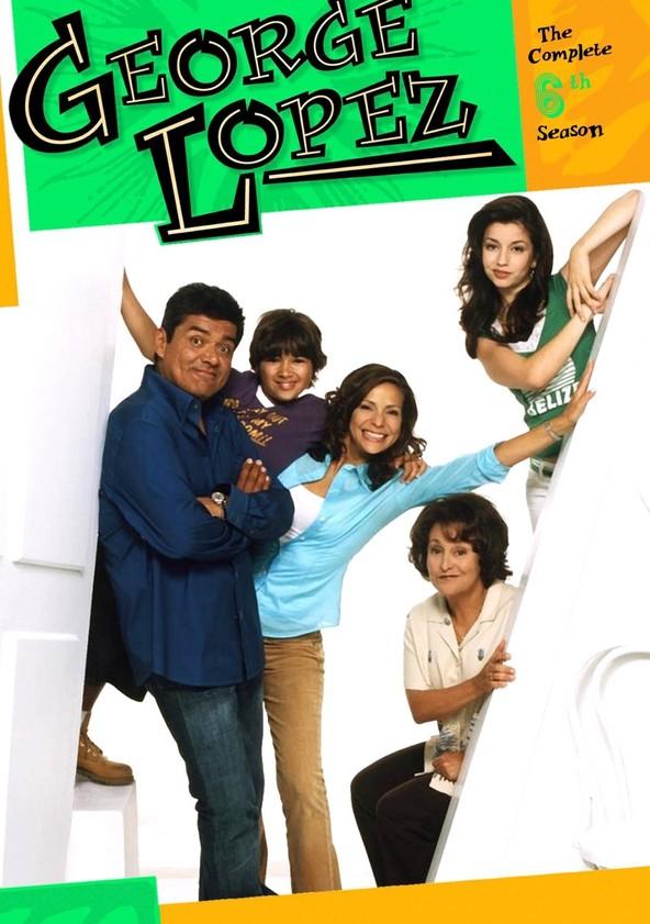 George Lopez - Season 6