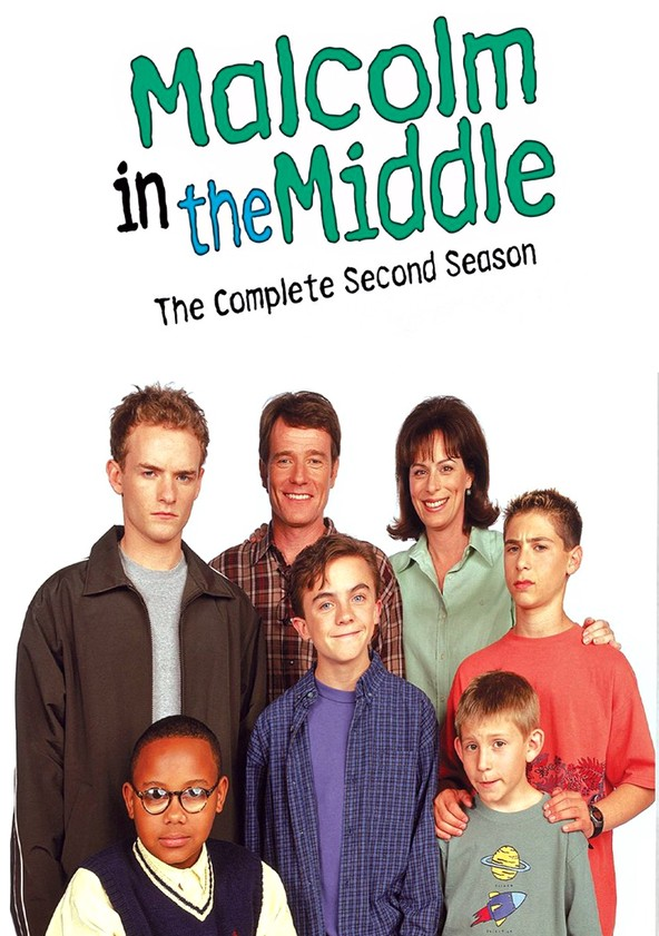 Malcolm In The Middle Season 2 Watch Episodes Streaming