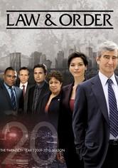 Law & Order Season 20